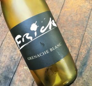 FRICK: Grenache Blanc 2013, Estate Owl Hill Vineyard